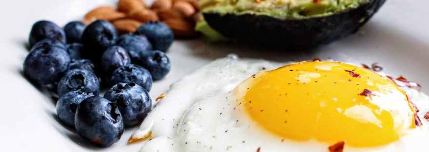 keto breakfast idea